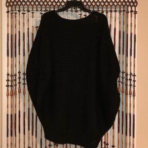 Sweaters - NWT Black oversized sweater